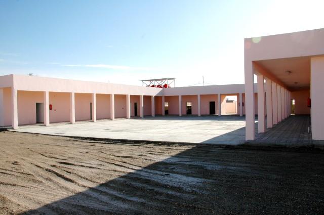 New Iraqi schoolhouse