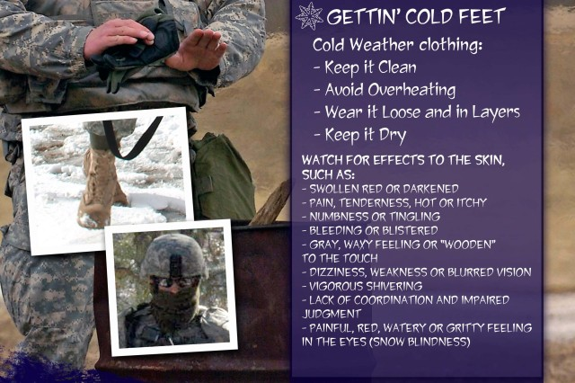 GEAR UP! For Cold Weather