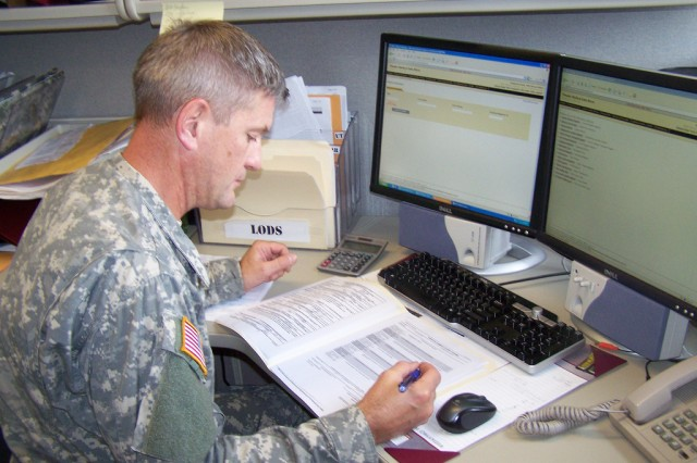 NCO Taps into Medical Record Database to Process Soldier Claims Faster