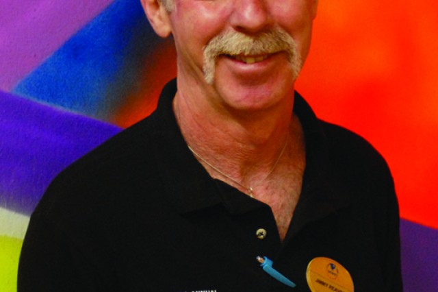 Aca,!Ac 59 years old  Aca,!Ac Coaches the youth bowling league. USBC certified coach Aca,!Ac Has coached for six years and bowled for 35 years