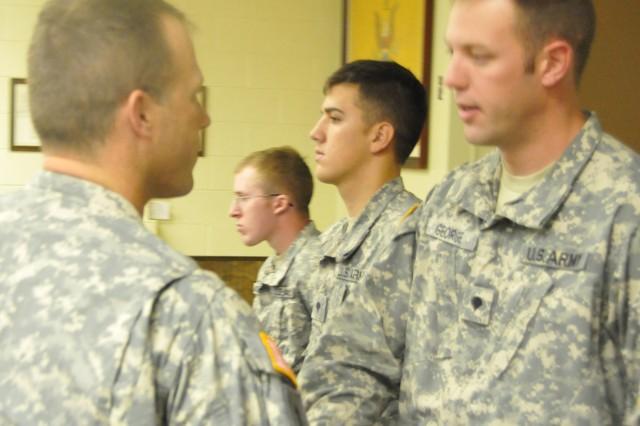 Soldier renders aid to crash victim