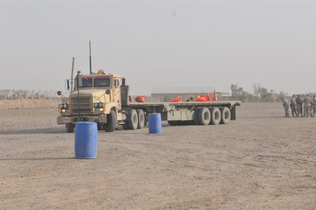 724th Transportation Company adapts to changing mission
