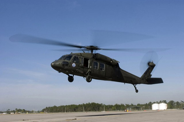 Black Hawks on alert for Haiti