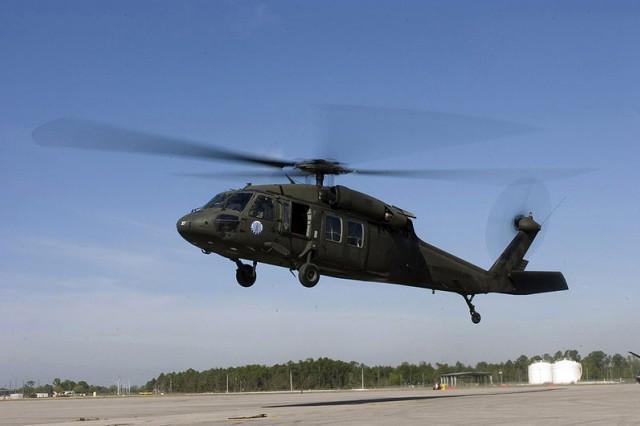 Black Hawks on alert for Haiti