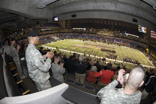 All-American Bowl showcases Army opportuntiies