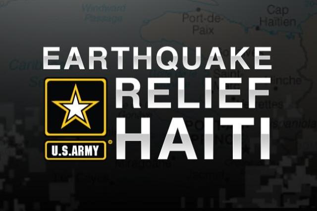 Hait relief graphic