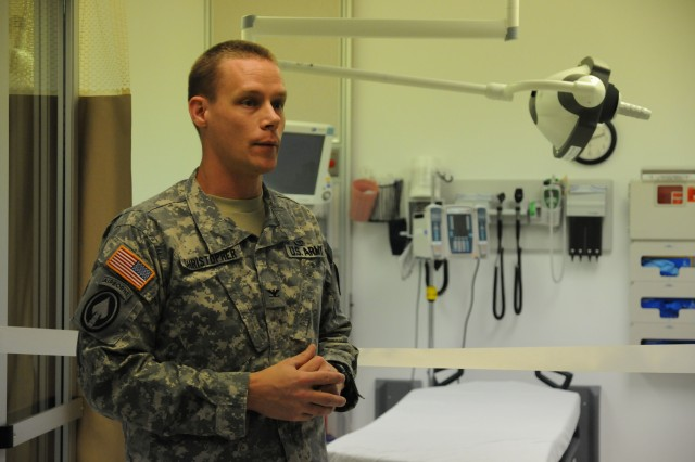 WAMC Emergency Department at Fort Bragg adds 7 beds