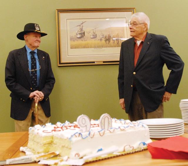 War hero donates artwork to National Infantry Museum