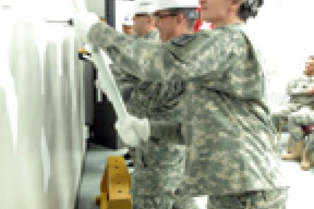 Troop Medical Center begins renovation