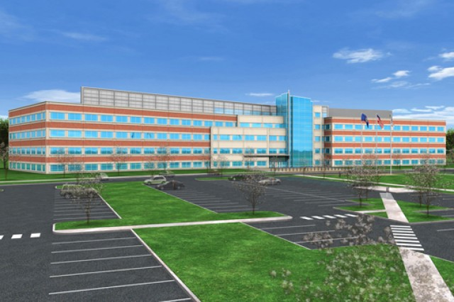 New HQ TRADOC building