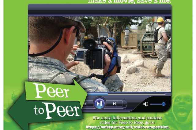 USACR/Safety Center Peer to Peer Video Competition