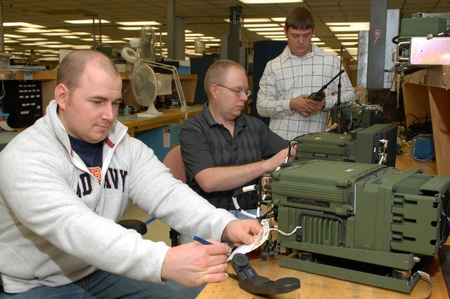 Tobyhanna technicians begin new joint radio mission