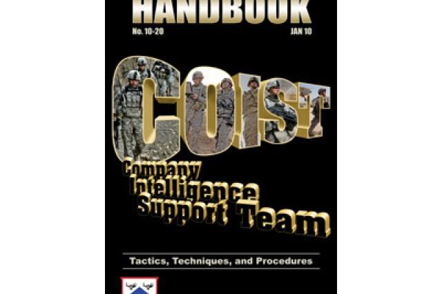 COIST Handbook Cover