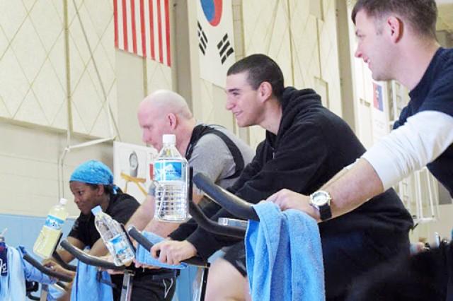 Hooah Fitness Challenge kicks off on Casey