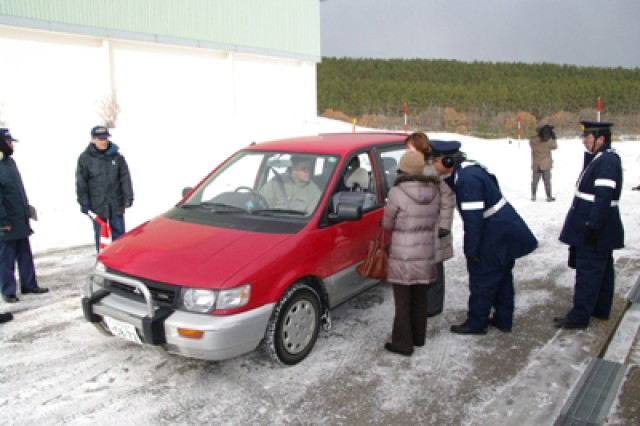 Winter Driving School