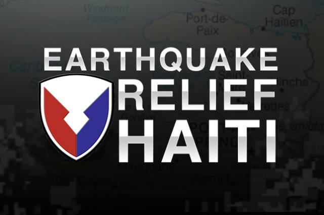 U.S. Army Materiel Command\'s Haiti Earthquake Relief Efforts