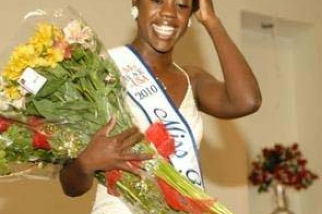 Miss Black Georgia U.S.A. familiar face to some on installation
