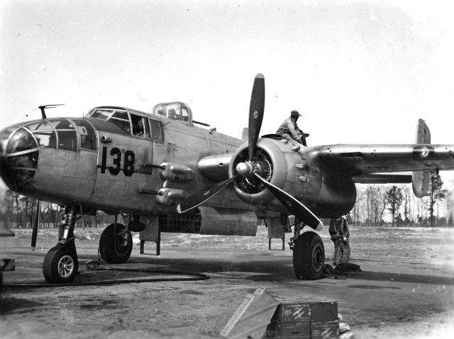 B-25 Mitchell Aircraft