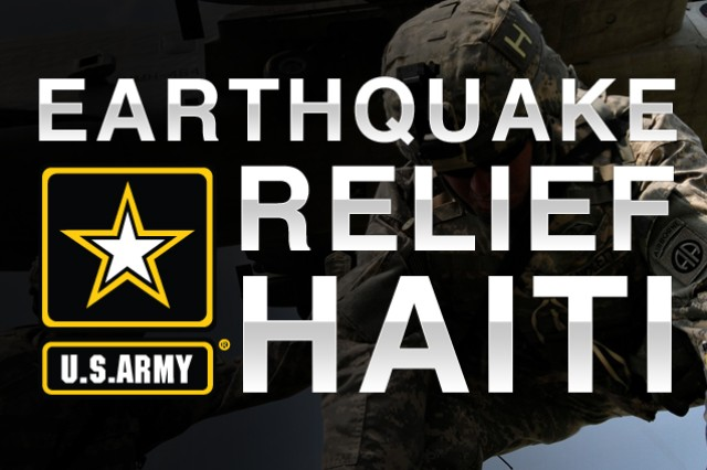 Haiti Earthquake relief graphic