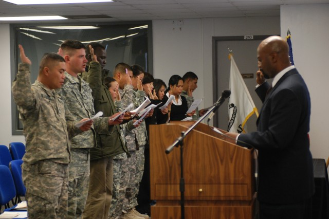New year brings new American citizens to Fort Carson