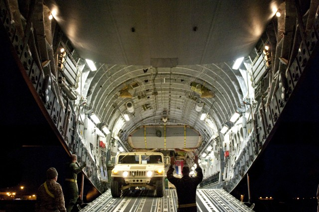 Additional Sustainers deploy to Haiti in support of relief operations