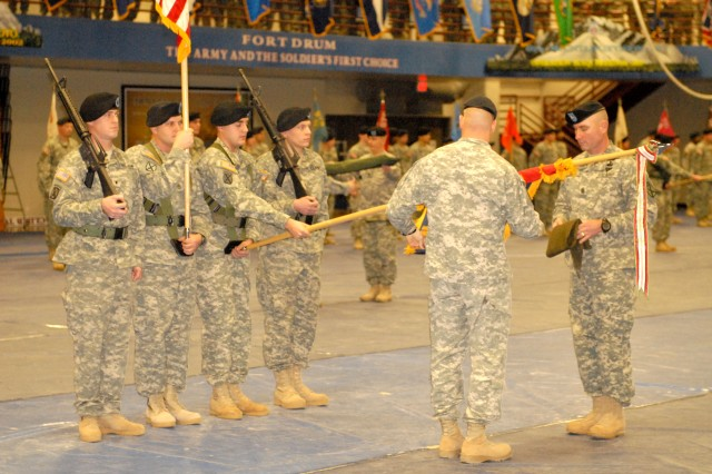 3rd Brigade Combat Team marks official return from Afghanistan