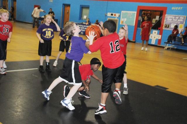 Fort Rucker youth teams battle to standstill