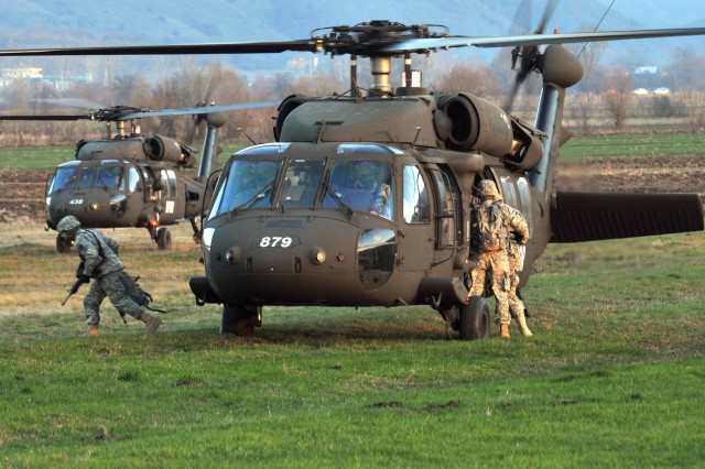 Name change to Multi-National Battle Group-East set for Feb. 1