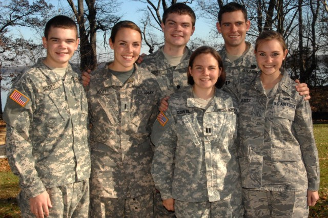 Future Army Chaplain Answers Call to Serve