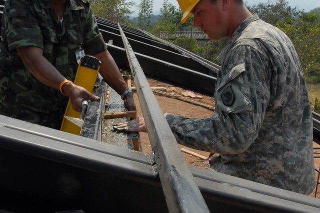 ENCAP projects provide infrastructure, training