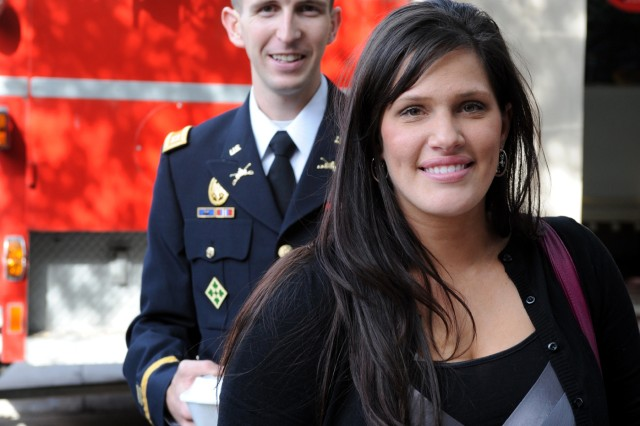 Operation Rising Star winner cuts CD, praises Army Family Covenant
