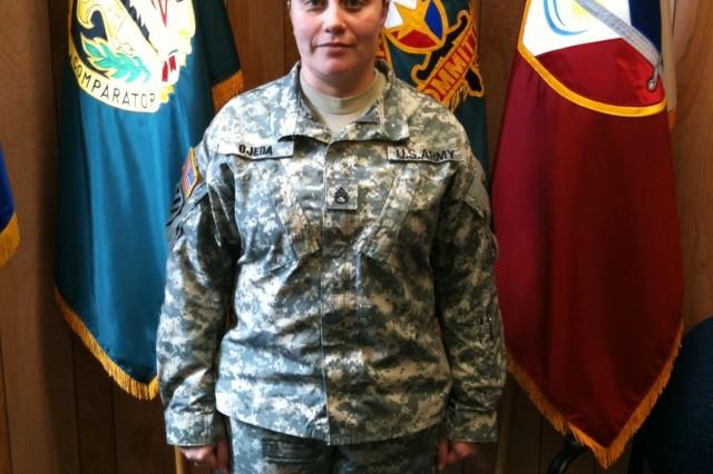 Staff Sgt. Myrna Ojeda