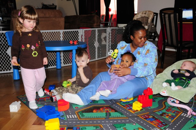 Family Child Care provides a 'home away from home'
