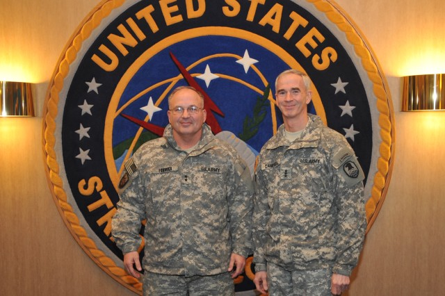 Leaders Visit STRATCOM for CAPSTONE Conference