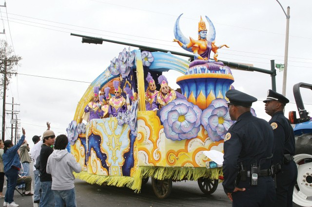 'Let the good times roll,' still be safe at Mardi Gras