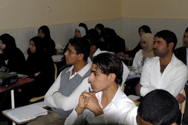 Basrah opens nursing college