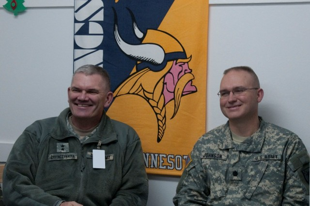 N.D. Governor, N.D. National Guard commander conclude visits to Kosovo