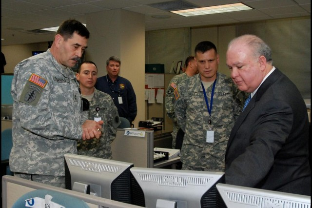 U.S. Army South hosts Under Secretary of the Army