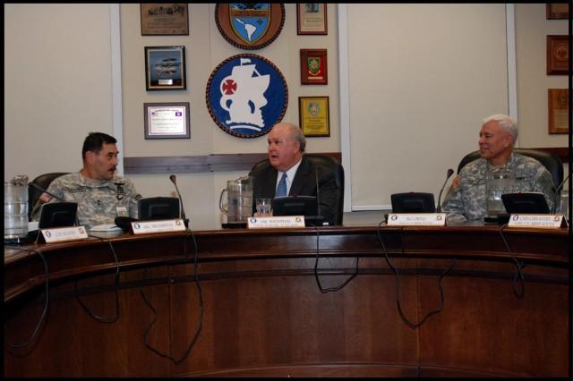 U.S. Army South hosts Under Secretary of the Army