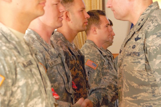 1/10th Soldiers' heroic actions result in Bronze Star Medals