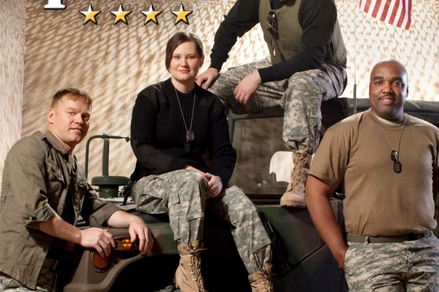 4TROOPS attributes success to Army Entertainment Division