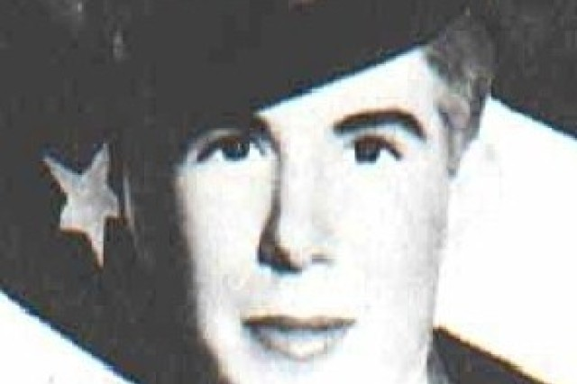 Pfc. Joseph Oullette, MOH recipient