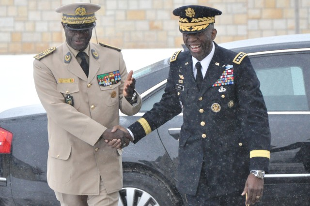 Senegal's Chief of Defense makes history at AFRICOM