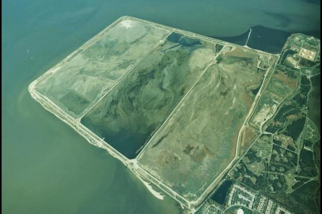 Craney Island Dredged Material Management Area, Portsmouth, Va.