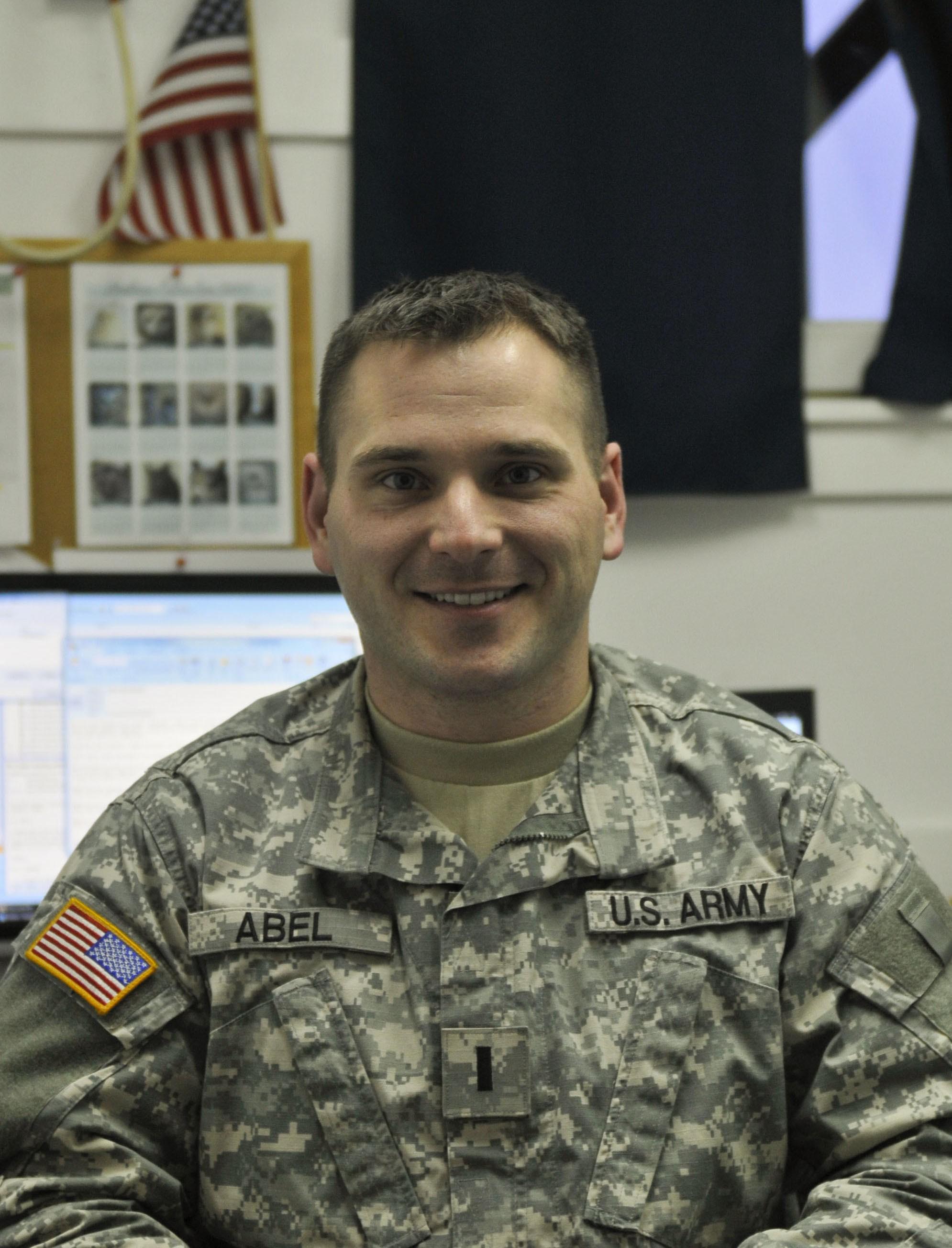 Civilian career enhances year-long deployment | Article | The United