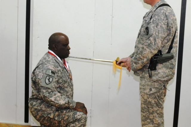 Mississippi Armor sergeant earns top honor