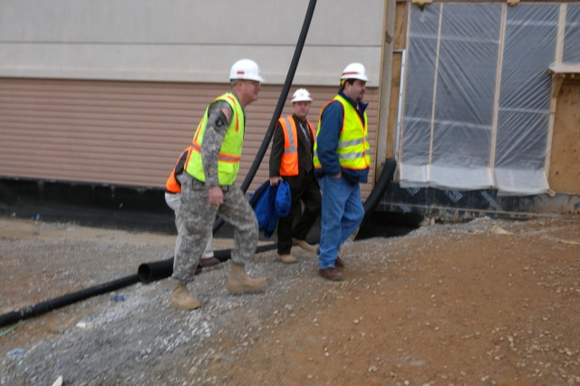 Pillsbury visits Redstone, tours construction site