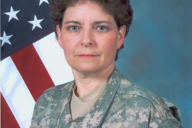 Col. Linda Herbert, Project Manager Night Vision/Reconnaissance, Surveillance and Target Acquisition.