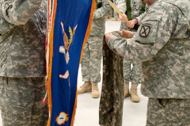 Tigersharks battalion reunites with 10th Mountain Division