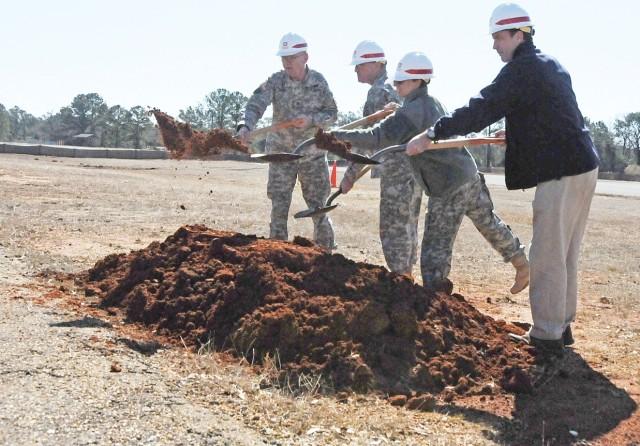 Fort Rucker officials break ground on new post chapel